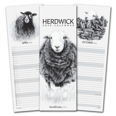 2020 Herdwick Sheep Calendar